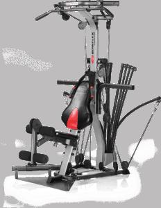the bowflex home gym
