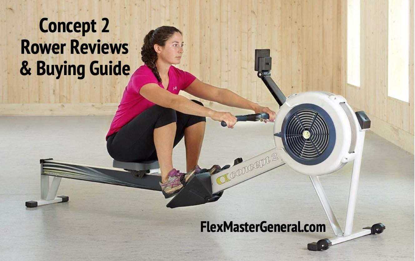 concept 2 rowing machine reviews and pricing info