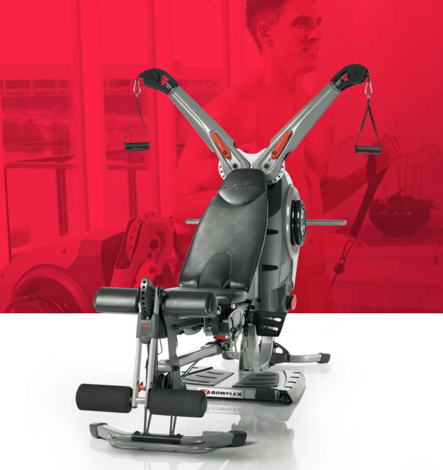 the bowflex revolution home gym