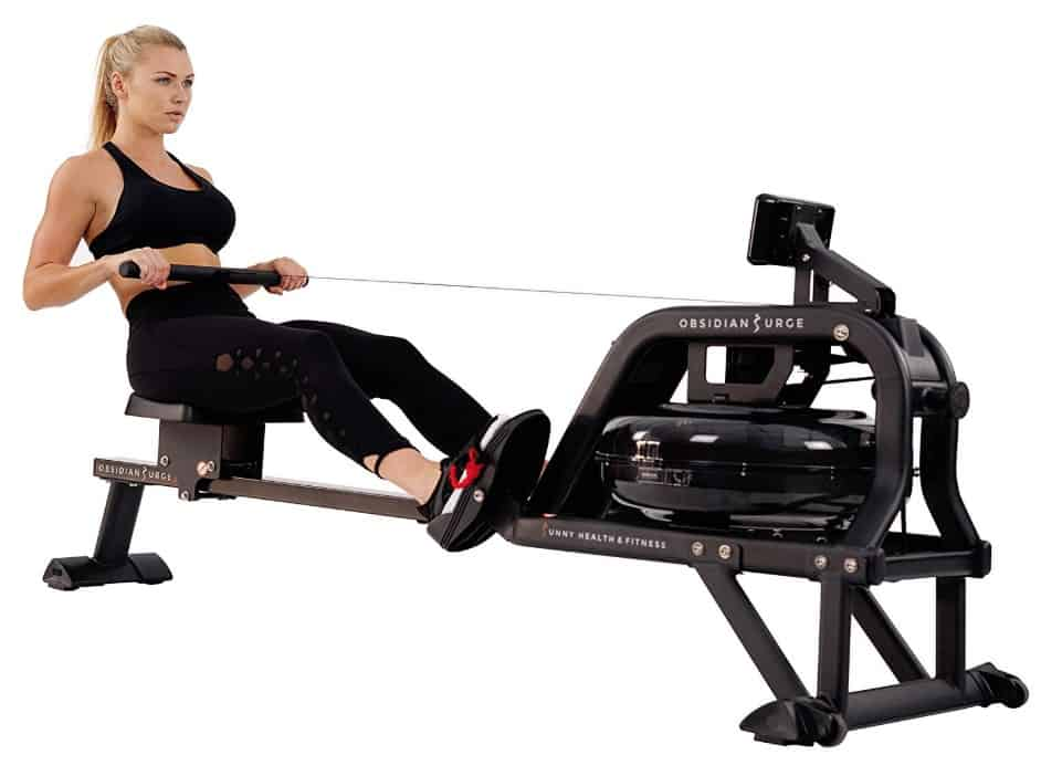 top rowing machine benefits