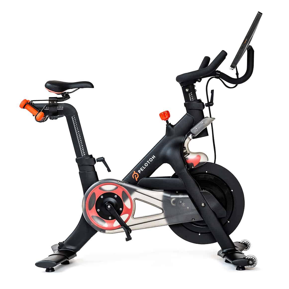 a picture of a peloton bike