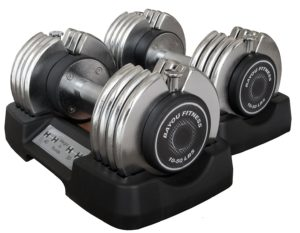 bayou fitness dumbbells