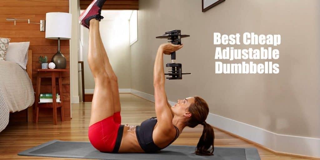 best cheap adjustable dumbbells
