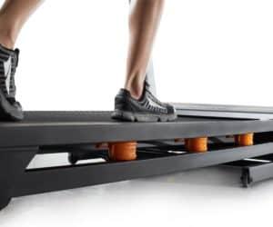 customizable running deck