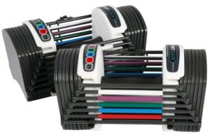 powerblock sport adjustable dumbbells