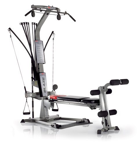 a side view of the bowflex blaze
