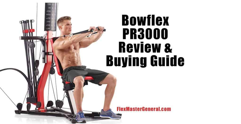 bowflex pr3000 review and pricing guide