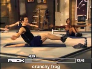the crunchy frog