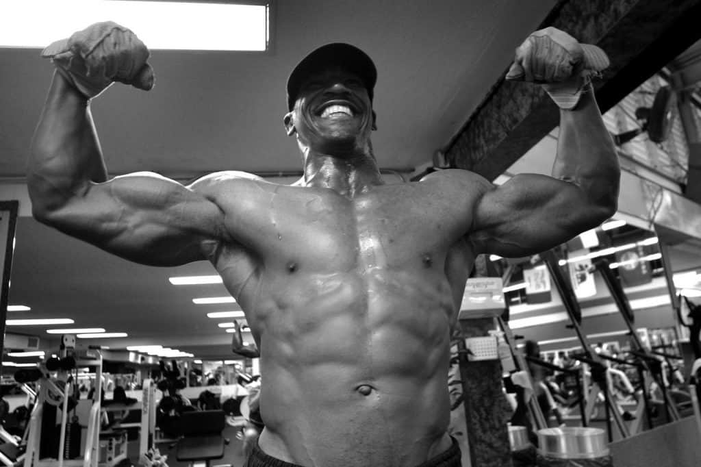 extra stamina in the weight room after using the best supps for muscle building and strength gains