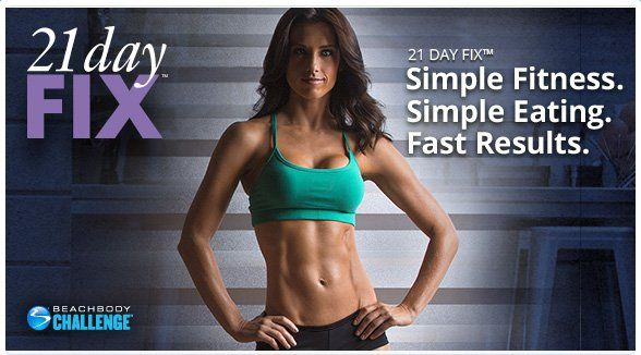 21 Day Fix And Shakeology The Best Combo Of Fitness Weight Loss
