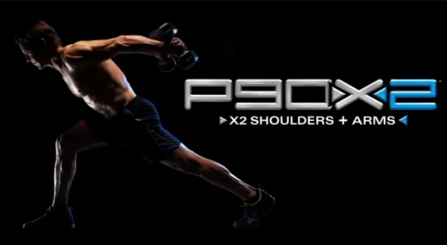 the p90x shoulders and arms workout