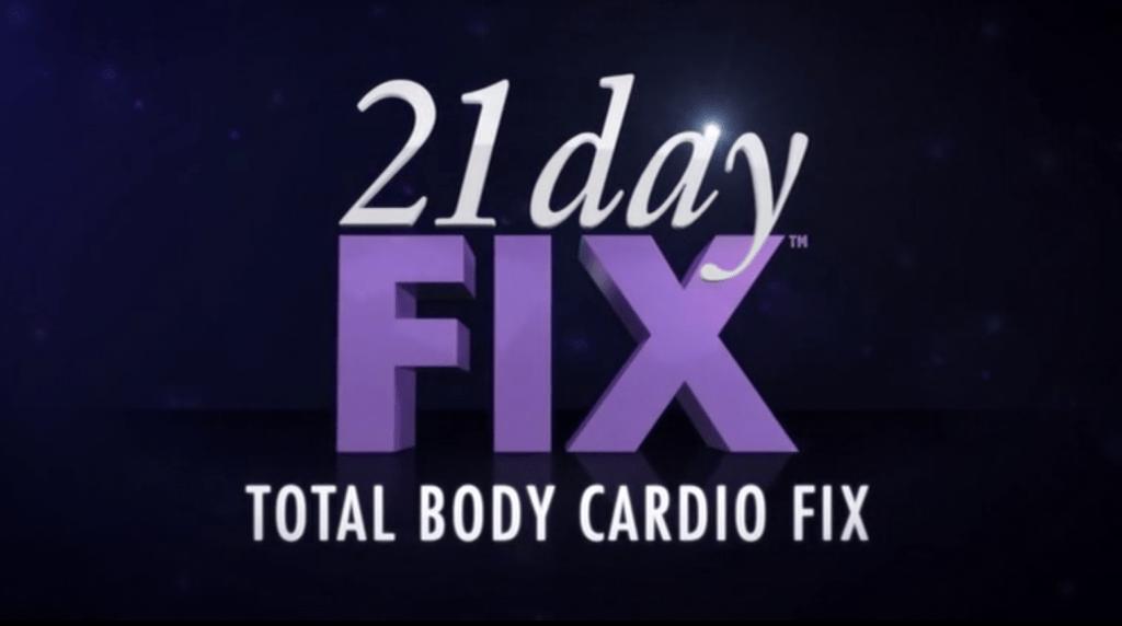 total body cardio fix