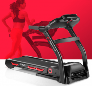the bowflex bxt116 treadmill