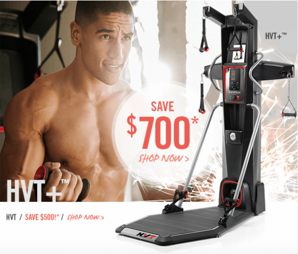 Bowflex Treadclimber Success Stories: Bowflex HVT Reviews & Cost [NEW Models For 2019?]