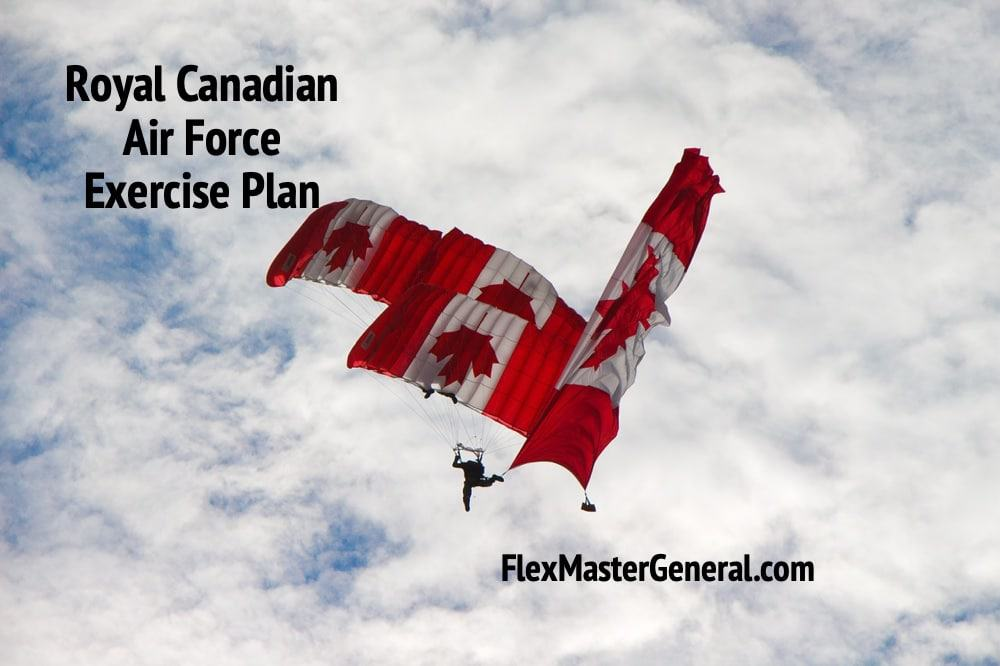 Royal Canadian Air Force Exercise Plan