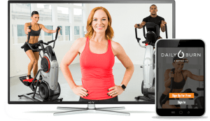 bowflex max trainer daily burn workouts