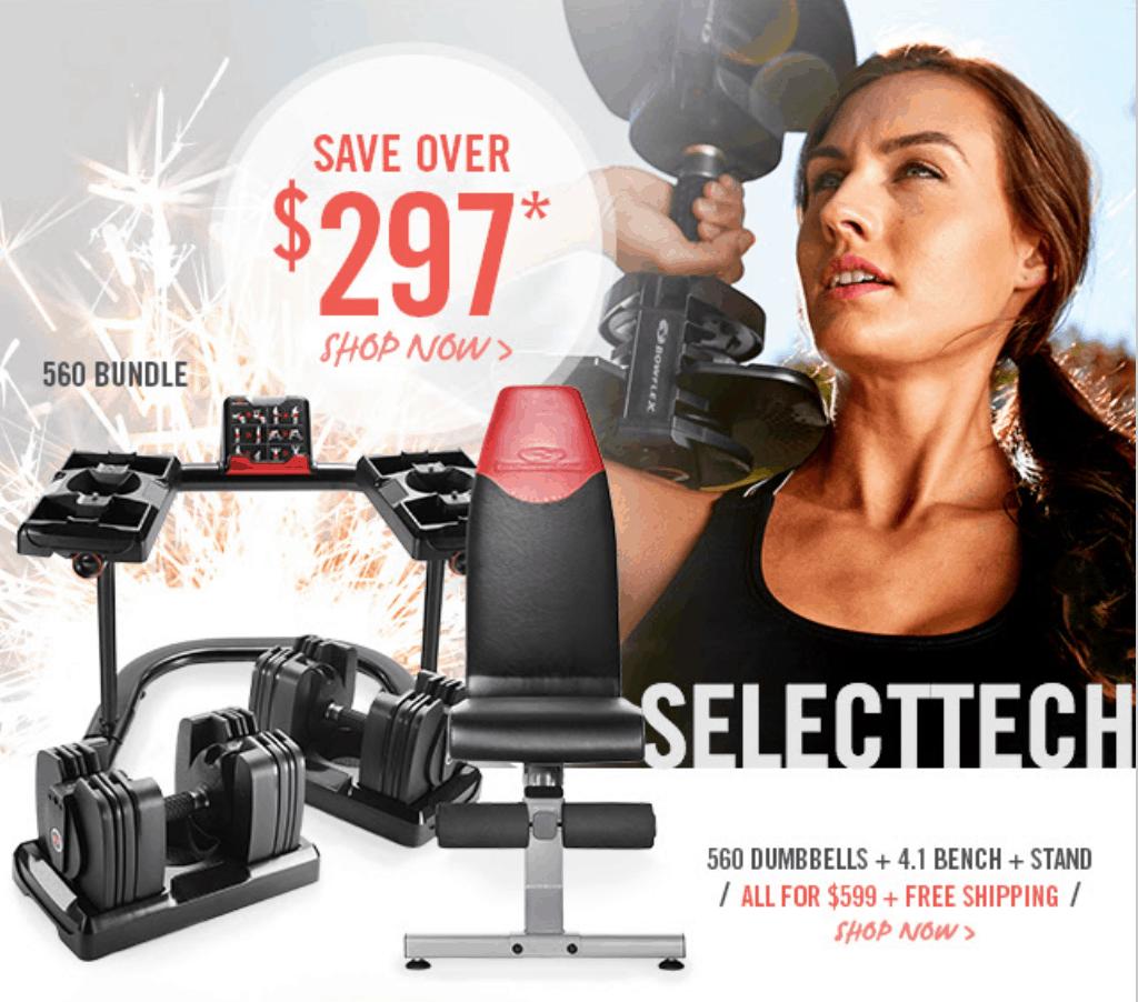 select tech sale