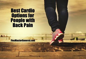 best cardio options for helping with back pain