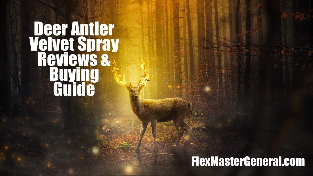best deer antler velvet spray reviews and pricing info banner