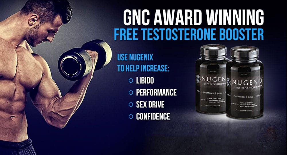 most current nugenix sales
