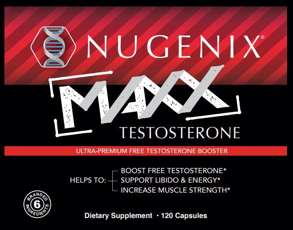 nugenix maxx testosterone reviews