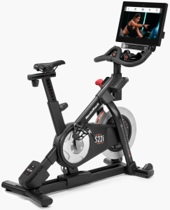 a picture of the nordictrack studio cycle bike