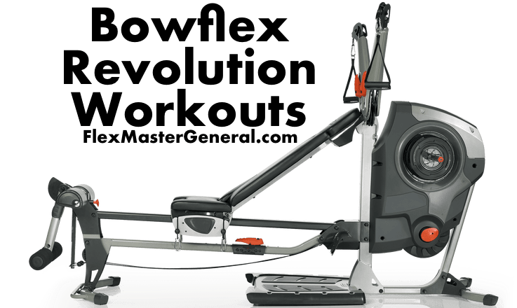 BOWFLEX REVOLUTION ASSEMBLY MANUAL Pdf Download.