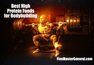 best high protein foods for bodybuilding