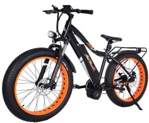addmotor electric fat tire bike