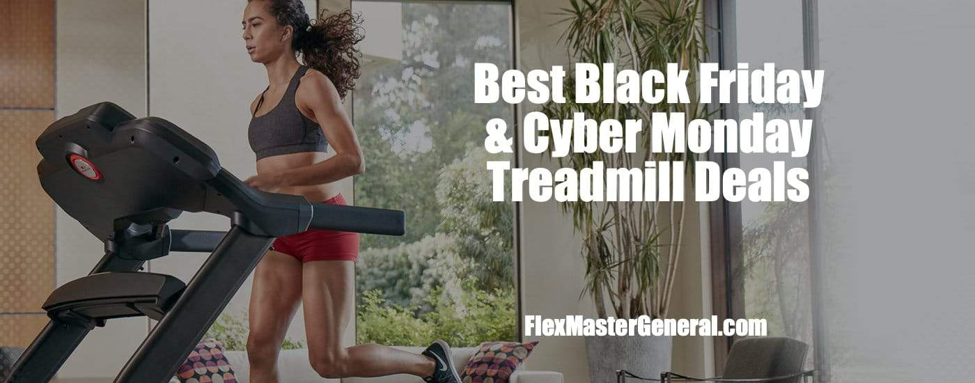 best black friday and cyber monday treadmill deals