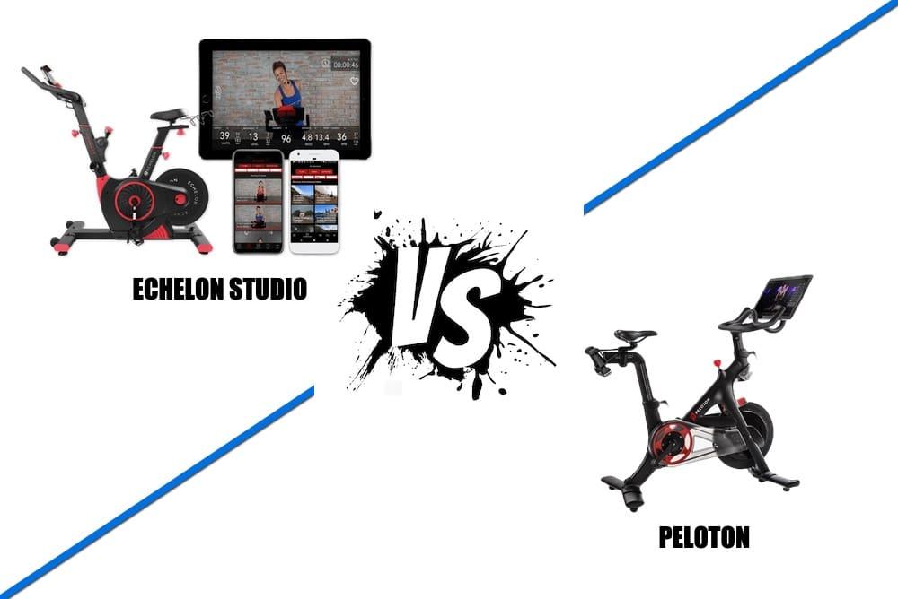 echelon studio vs peloton