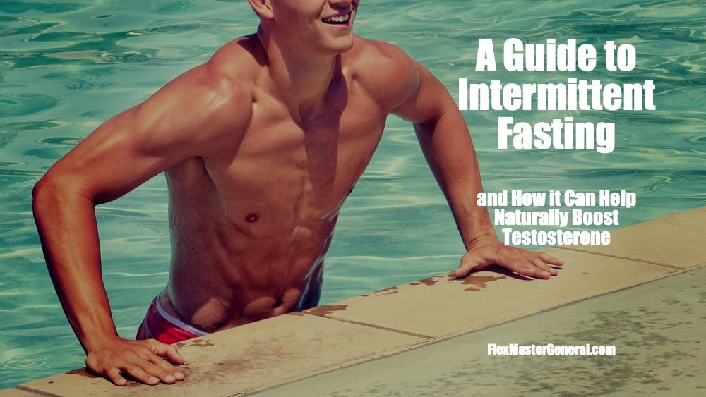 how intermittent fasting helps boost testosterone