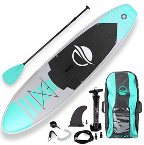 serenlife aqua paddle board sale