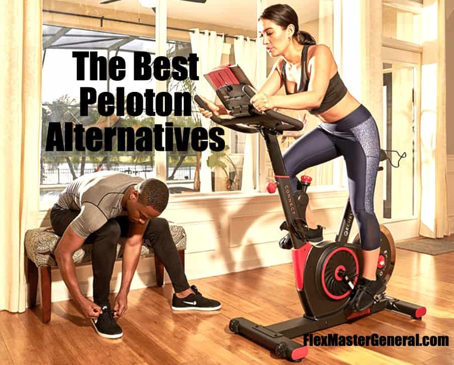 the top rated peloton alternatives