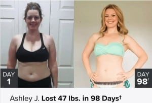 21 day fix before and after pics