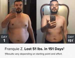 beachbody on demand before and after pic