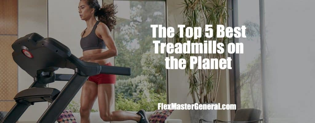 the best treadmills of the year