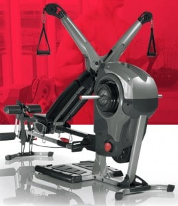 bowflex revolution side view