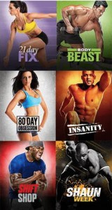 some of the streaming workouts