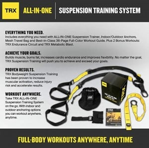 all in one suspension system