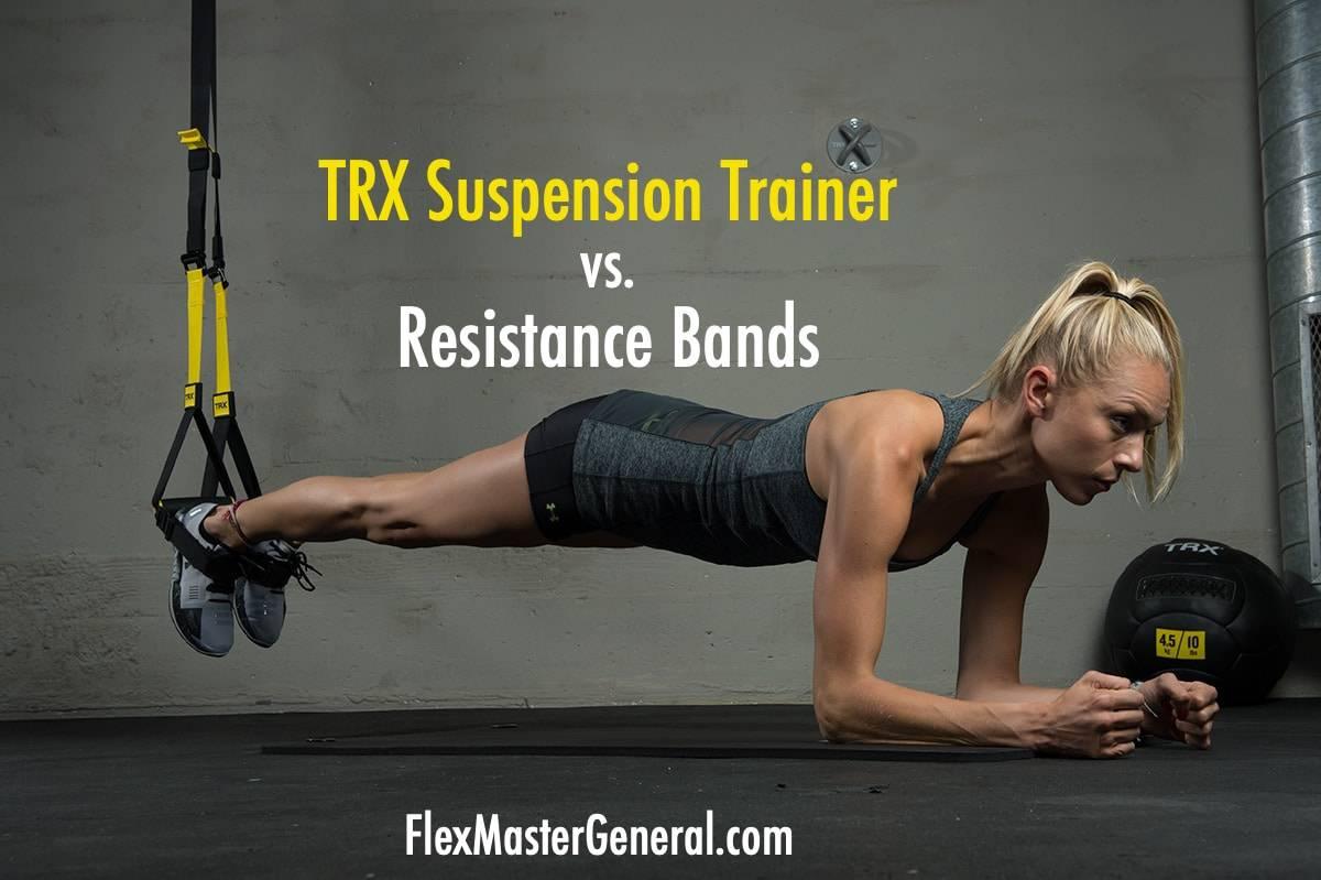 trx or resistance bands