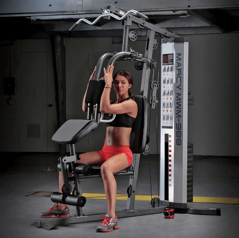 a bowflex home gym alternative