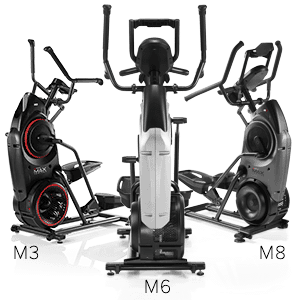 a comparison of the m3 m6 and m8