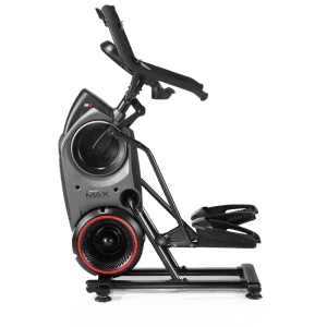 a side view of the max trainer
