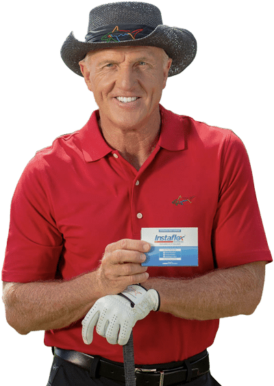greg norman uses it for his joint pain