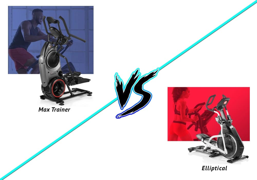 is the elliptical or bowflex max trainer better