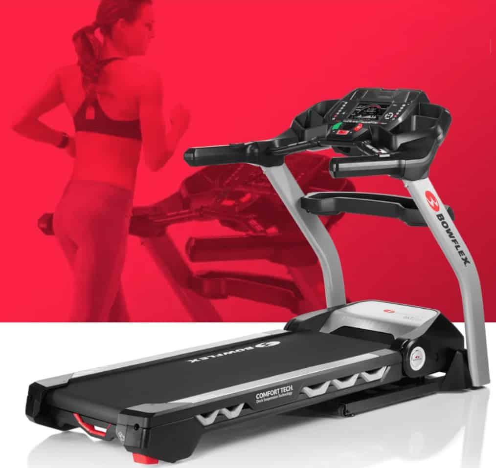 the bowflex bxt216 treadmill