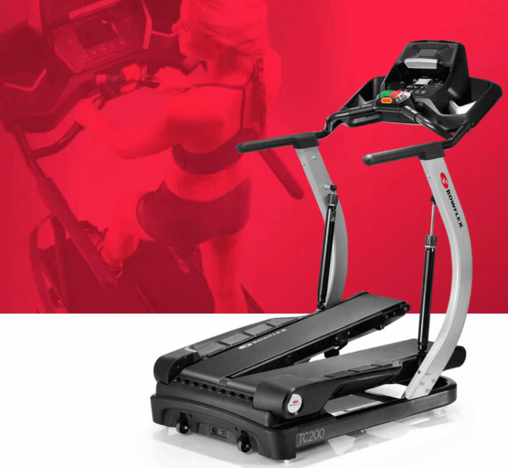 the bowflex treadclimber