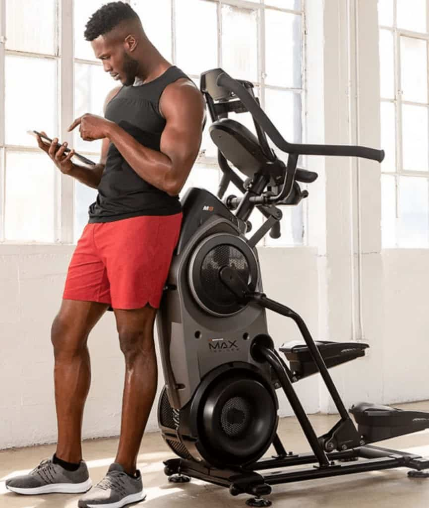 the new bowflex max trainer