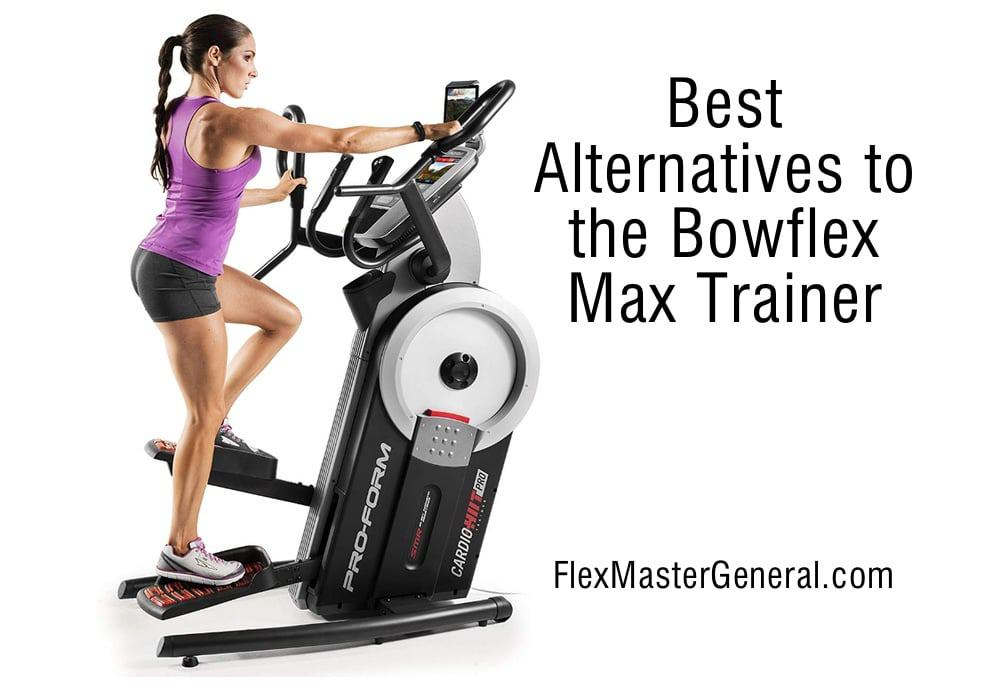 top alternatives to the bowflex max trainer
